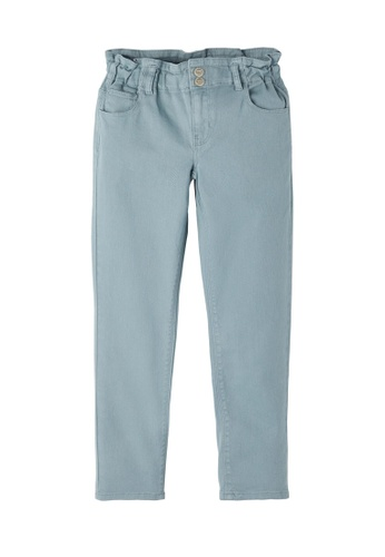 NAME IT blue Bella Baggy Fit Jeans 84243KAA4AA770GS_1