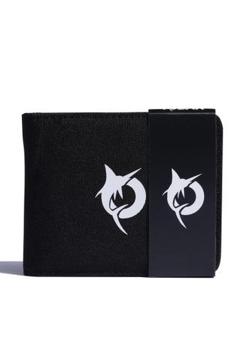 Todak black and white Todak Wallet (Black) B22CAACA1B2250GS_1