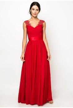 Cephas Long Dress