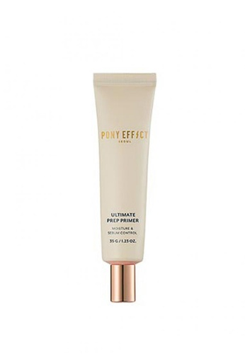 Pony Effect white PONY EFFECT Ultimate Prep Primer Moisture & Sebum Control PO289BE21MVAMY_1
