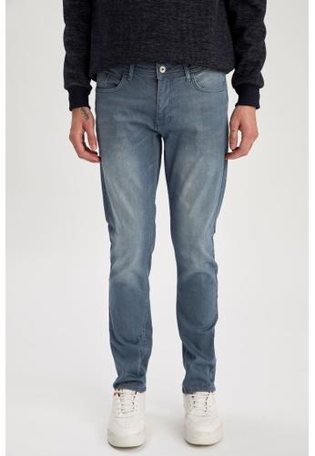 DeFacto grey Slim Jeans D0FCDAA3A13292GS_1