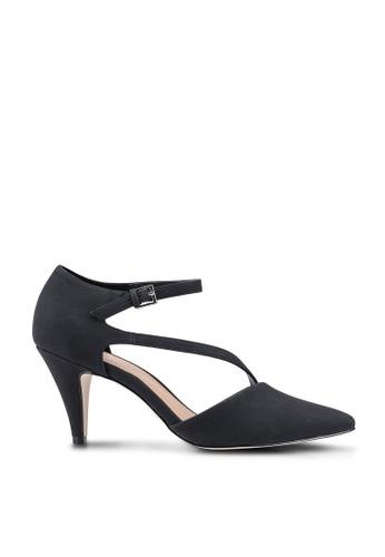 Call It Spring black Emelya Slingback Stiletto Heels 3C630SHFA1EEC9GS_1