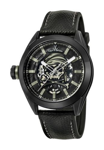 ToyWatch black Toywatch Pirate Master Black Automatic TYSKU07BK FAE06AC5437837GS_1