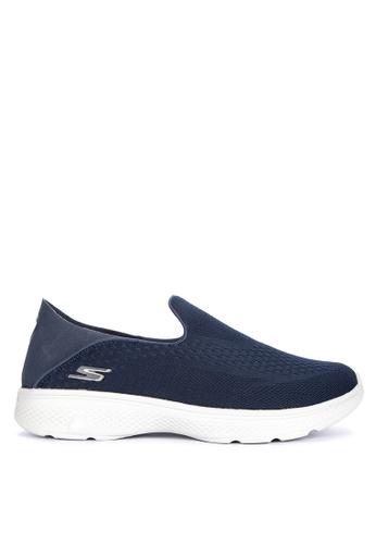 Skechers navy Go Walk 4 - Convertible Slip-Ons 64CC4SHB4162E5GS_1