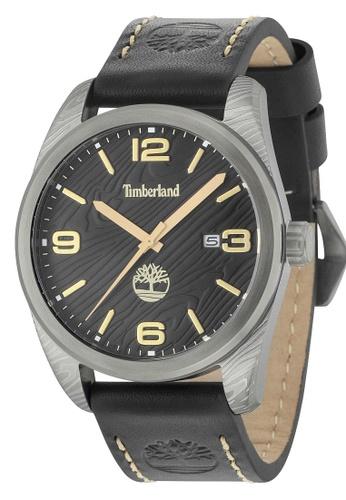 Timberland black Timberland 3 Hands Date Gents Movement TBL.15258JSU/02 TI063AC0SI4LMY_1