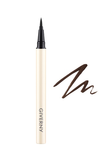Giverny Giverny Milchak Pen Eyeliner- Brown 9559CBE8FAEF0BGS_1