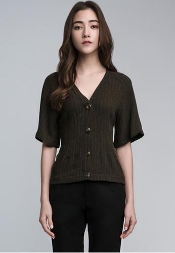 酒杯身型針織夾克, 服飾esprit outlet hong kong, 毛衣& 針織外套