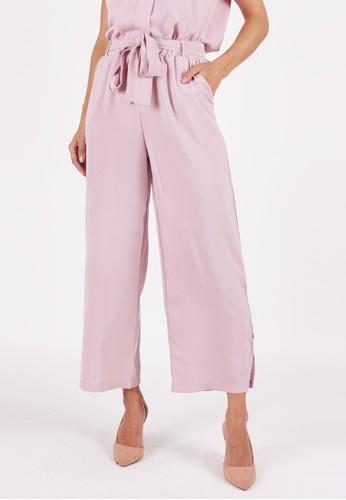 MAGNOLIA pink Long Culottes CB400AAA7B9D04GS_1