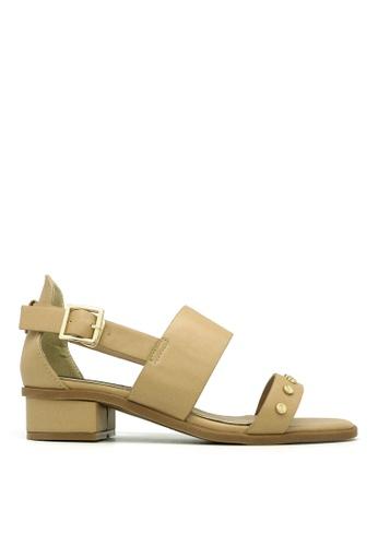 "Carlo Rino beige Carlo Rino 33340-A040-31 1""Slingback Dress Sandals (Beige) 5E2F9SHF0784D7GS_1"