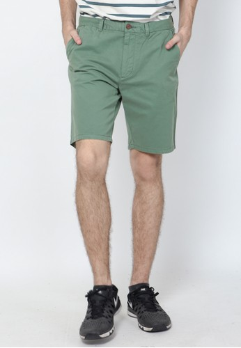 Skelly green Skelly Original Stuart Shorts Green 78BC9AA457DF30GS_1