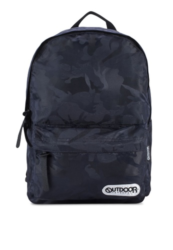 Outdoor Products navy Venice Backpack OU509AC49RHIMY_1