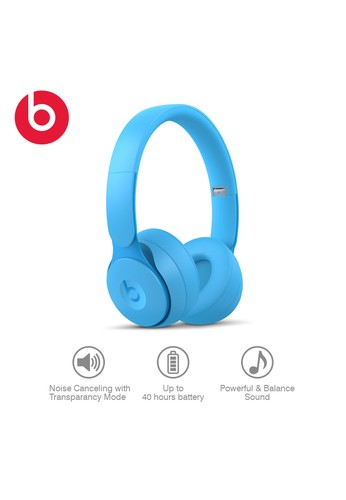 Beats by Dre blue Beats Solo PRO, Light Blue, On-ear Headphone 46B8AES2AED91BGS_1