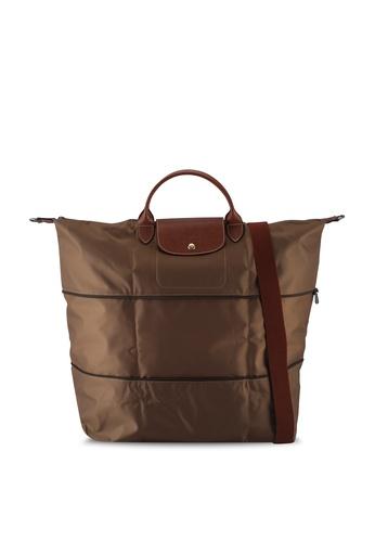 LONGCHAMP green Le Pliage Original Travel Bag (nt) 66604ACBA4E34DGS_1