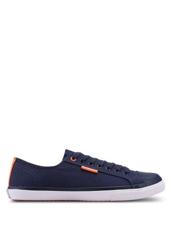 Superdry navy Low Pro Sneaker 6CFE3SH71F3147GS_1