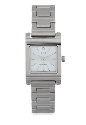 Casio silver Women Analog Watches LTP-1237D-2A2DF CA347AC0W3IOID_1