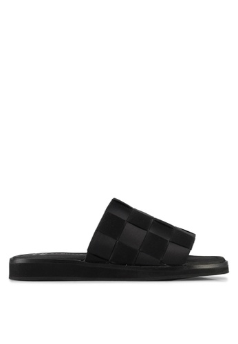 E8 by Miista black Essie Sandals E8283SH0STI1MY_1