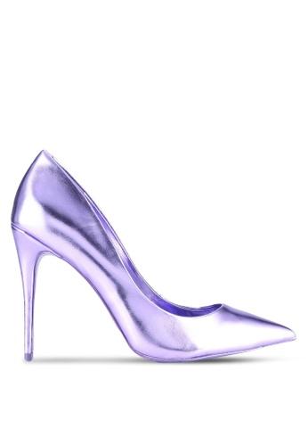 ALDO purple Stessy Heels AL087SH0RTOEMY_1