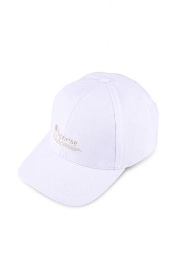 Rubi white Hailey Structured Cap AB518ACA7592DBGS_1