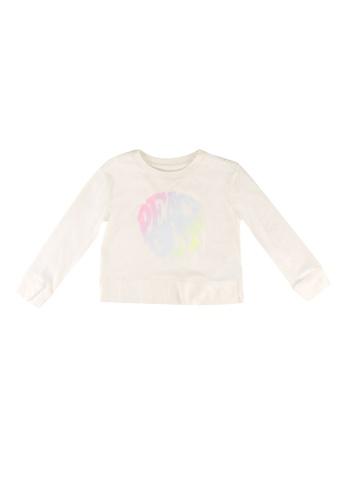 GAP white Kids Graphic T-Shirt 36BF0KA11C8C1AGS_1