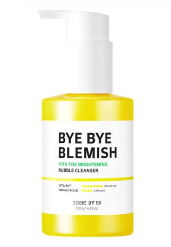 SOMEBYMI Somebymi Bye Bye Blemish Vita Tox Brightening Bubble Cleanser 120g 6CCB8BE50A8C1EGS_1