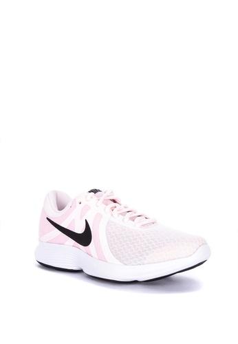hot sale online 0afa4 41db5 Shop Nike Women s Nike Revolution 4 Running Shoes Online on ZALORA  Philippines