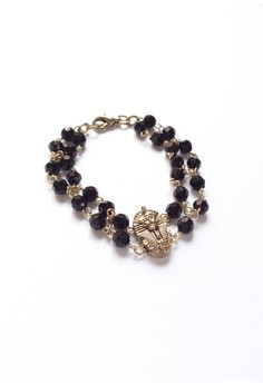 Pharaoh Beaded Bracelet