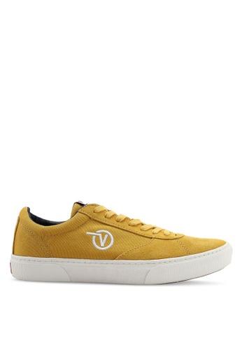VANS yellow Paradoxxx Sneakers EEE8CSHCB15EE7GS_1