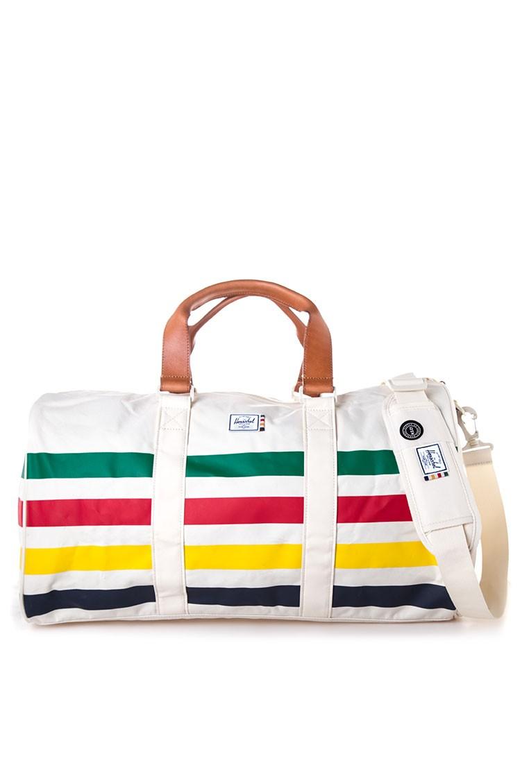 Novel Hudsons Bay Company Duffle Bag