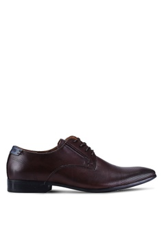 aed077ef13f ALDO brown Eegelwin Derby Shoes 37E13SH79BC2F3GS 1