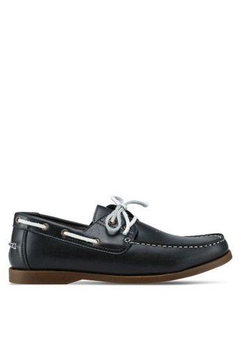 Weinbrenner grey Casual Boat Shoes 8DBDCSH0DE3949GS_1