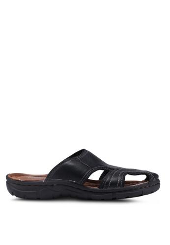 Bata black Slide-On Sandals BFE2FSH3767523GS_1