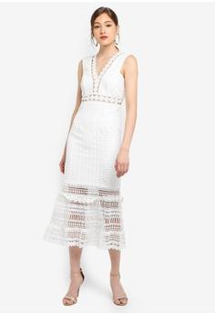 697ce050 42% OFF Bardot Petra Lace Dress S$ 318.90 NOW S$ 183.90 Sizes 8 10 12 14