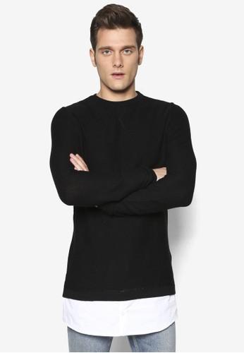 簡約假esprit衣服目錄兩件長袖衫, 服飾, 外套