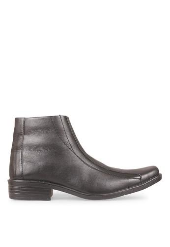 JAVA SEVEN black Java Seven Sepatu Formal Papautsi Shoes 927 Black JA154SH88MRFID_1