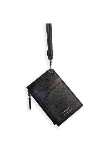 Samuel Ashley black Robyn ID Badge Holder - Nero D003BAC6F0C6B5GS_1