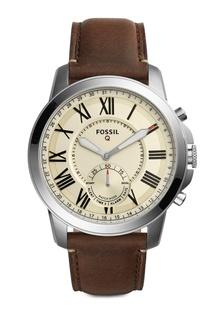 Buy Fossil Fossil Q Grant Blue Smart Watch FTW1155 Online   ZALORA ... ebb13e37e4