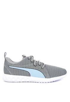 719f1e24807af2 Puma grey Carson 2 New Core Women s Training Sneakers B8822SHCAEC6CEGS 1