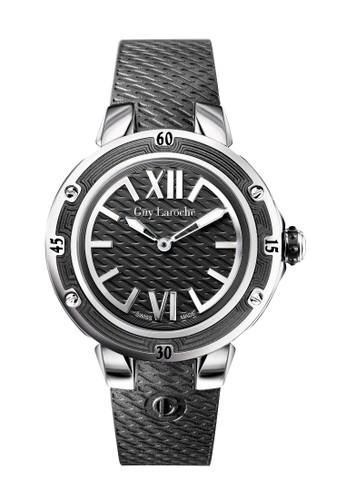 Guy Laroche Watches [Moment Watch] Guy Laroche Jam Tangan Pria : GL6214-01