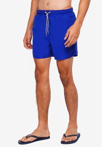 threads by the produce 藍色 Swim Shorts 3AECBAA2860F54GS_1