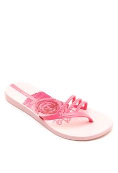 Stella Print Slippers