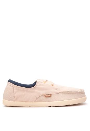 PAEZ brown Getaway Mens Sneakers PA524SH50LDXPH_1