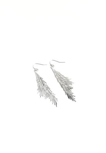 Gung Jewellery silver Alba Dangling Earring in Silver 3CCCAAC496D030GS_1