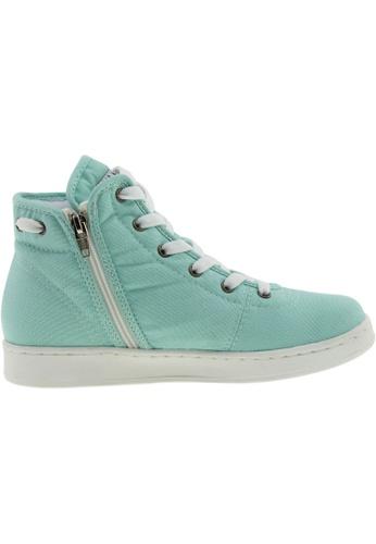 Maxstar blue Maxstar Women's 020 Hidden Heel Canvas Tennis Shoes US Women Size MA164SH40PSTSG_1