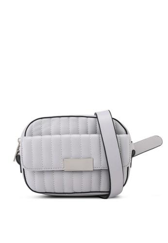Keddo grey Russhell Sling Bag D9DD5ACF23795FGS_1