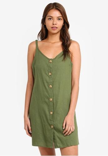 08a3f8db967051 Buy Cotton On Woven Margot Slip Dress | ZALORA HK