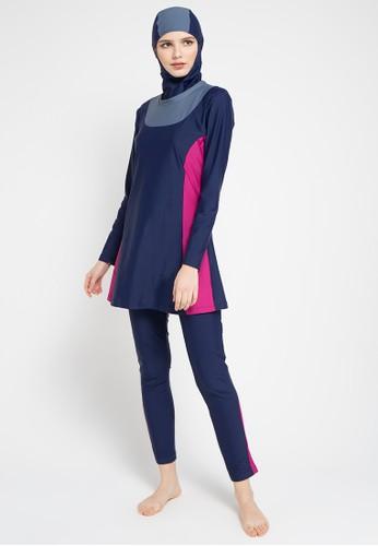 Lee Vierra navy Ladies Muslim Big Size 5D457US58DC9D3GS_1