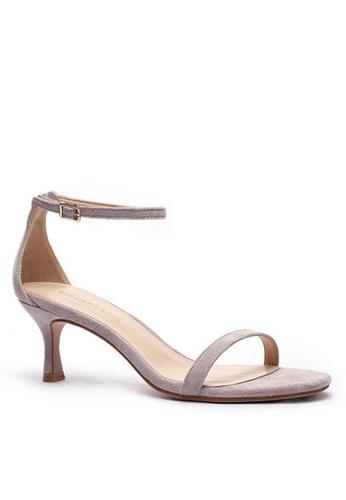 Twenty Eight Shoes 紫色 繞踝帶幼踭涼鞋366-1 16F6ESH4E4846EGS_1