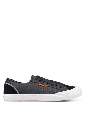 Superdry black Retro Low Pro EF64ESHF7BB082GS_1