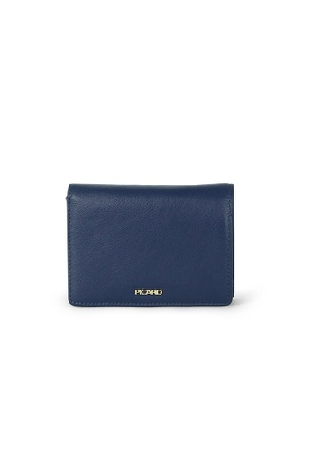 Picard blue Picard Winchester Ladies Leather Bifold Wallet 2A54CAC81742B9GS_1