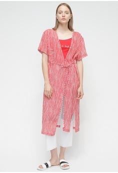 Santorini dress singapore style